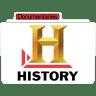 Documentaries-History icon