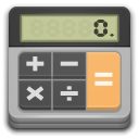 Apps accessories calculator icon