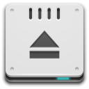 Devices drive removable media icon