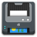Devices printer icon