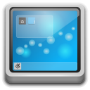 Places user desktop icon