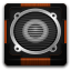 Apps preferences desktop sound icon
