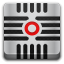 Devices-audio-input-microphone icon