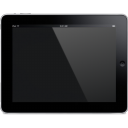 iPad Landscape Blank icon