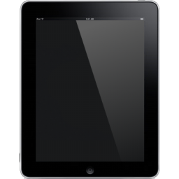 iPad Front Blank icon