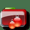 Christmas Folder Balls icon