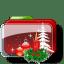 Christmas-Folder-Candle icon