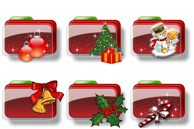 Christmas Iconorama Icons