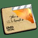 Discreet DVD icon