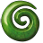 Green-stone icon