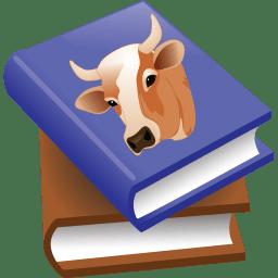 Cow history icon