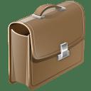 Brief-case icon