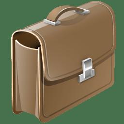 Brief case icon