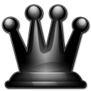 Black-queen-2d icon