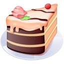 Piece-of-cake icon