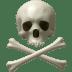 Skull-and-bones icon