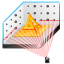 D scanning icon