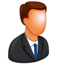 Caucasian Boss icon