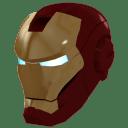 Ironman Mask 1 Gold icon