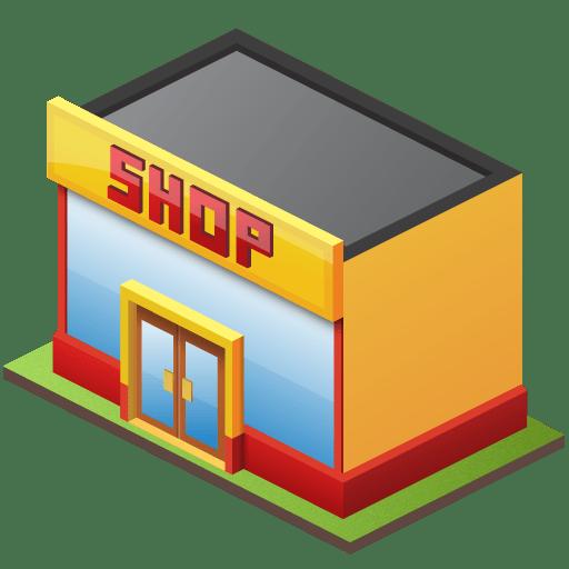 Retail-shop icon