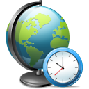 Network time icon