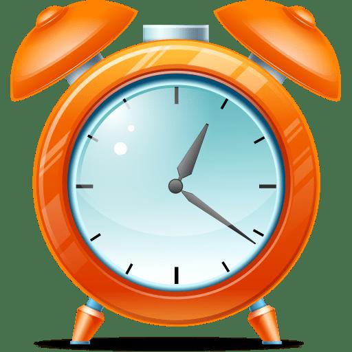 Alarm clock Icon   Large Time Iconset   Aha-Soft