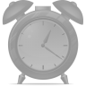 Alarm-clock-disabled icon