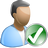 Check-user icon