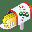 Christmas Mailbox icon