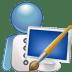 Graphic-designer icon