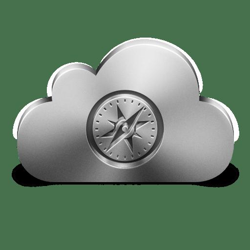 Safari-Silver icon
