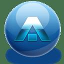 Ahmad hania logo icon