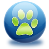 Palm-print icon