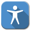 Apps-Accessibility icon