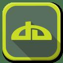Apps Deviantart B icon