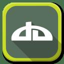 Apps Deviantart C icon