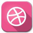 Apps Dribble icon