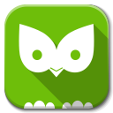 Apps Duolingo B icon