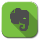 Apps Evernote icon
