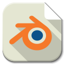 Apps File Blender icon