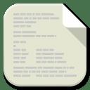Apps File Text Plain icon