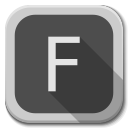 Apps Focuswriter icon