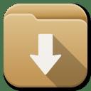 Apps Folder Downloads icon