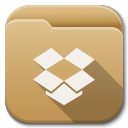 Apps Folder Dropbox icon