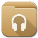 Apps Folder Music icon