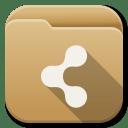 Apps Folder Sharing icon