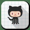 Apps Github icon