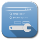 Apps Glade icon