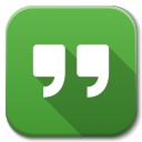 Apps Google Hangouts icon
