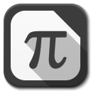 Apps Libreoffice Math icon